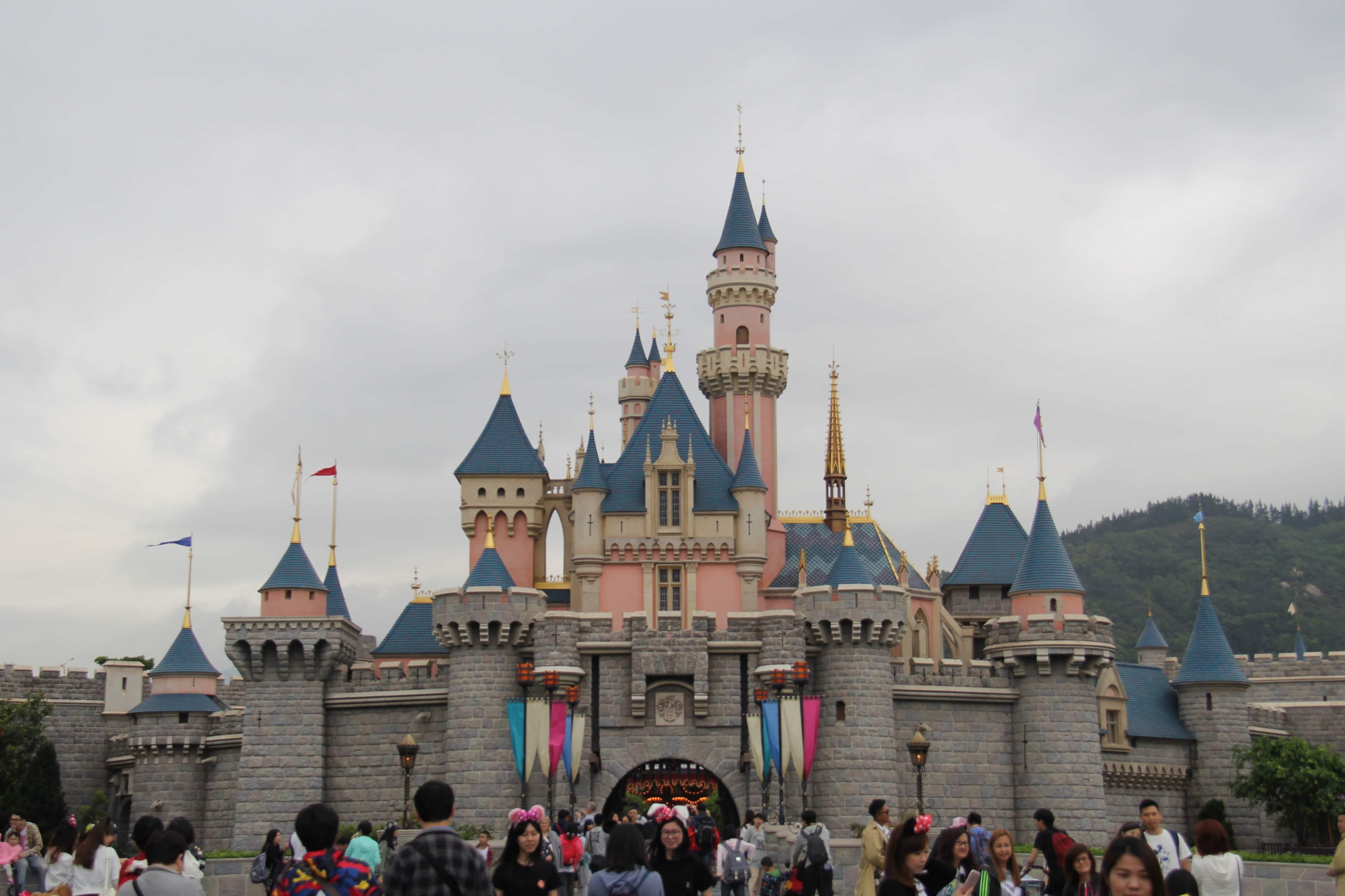 Hong Kong Disneyland 12th Anniversary Celebration - Travel to the Magic