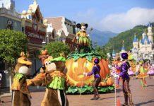 Halloween Hong Kong Disneyland