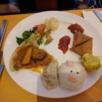 Breakfast Buffet - Disney's Hollywood Hotel Hong Kong Disneyland