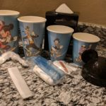 Toiletries Kit - Disney's Hollywood Hotel Hong Kong Disneyland