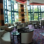 Studio Lounge Seating - Disney's Hollywood Hotel Hong Kong Disneyland
