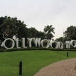 The Sign - Disney's Hollywood Hotel Hong Kong Disneyland
