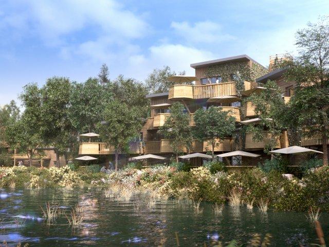 Villages Nature - Disneyland Paris - Country Premium