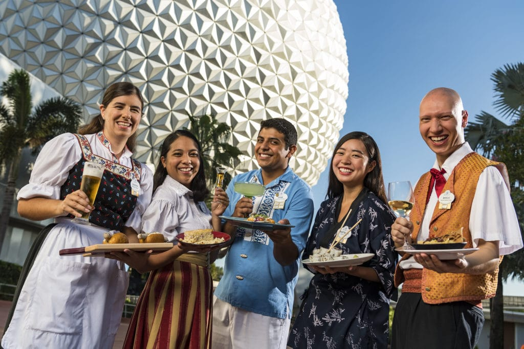 Epcot - Food and Wine Festival - Walt Disney World