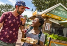 Epcot International Food & Wine Festival - Walt Disney World