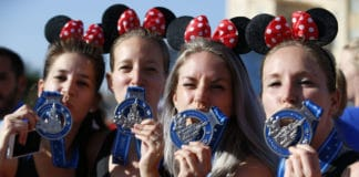 Disneyland Paris - runDisney 2017 - half Marathon