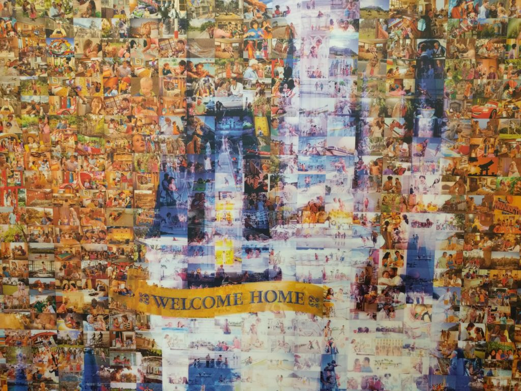 DVC Preview Center - Saratoga Springs - Welcome Home Close-up