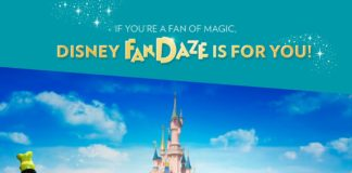 Disneyland Paris - FanDaze - Fan of Magic