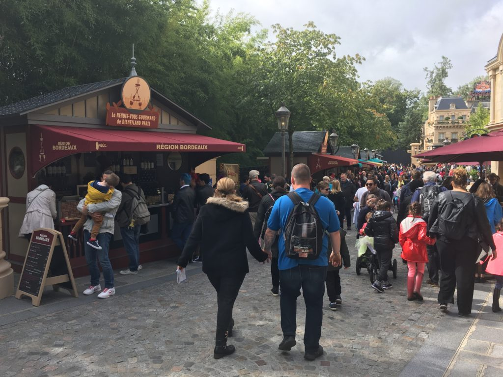 Disneyland Paris - Food Festival 2017 - Le Rendez-vous Gourmand