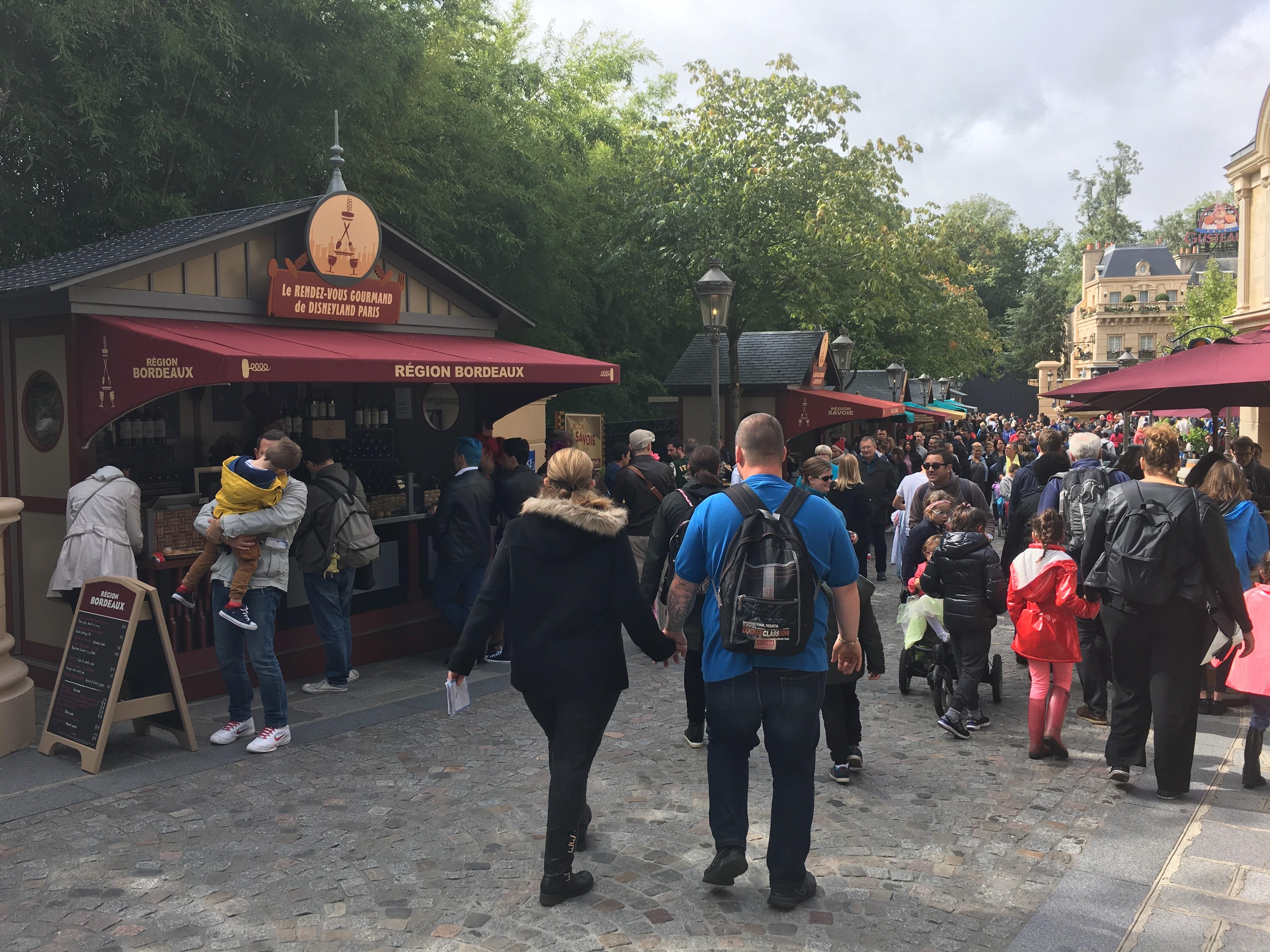 Disneyland Paris - Food Festival 2017 - Le Rendez-vous Gourmand