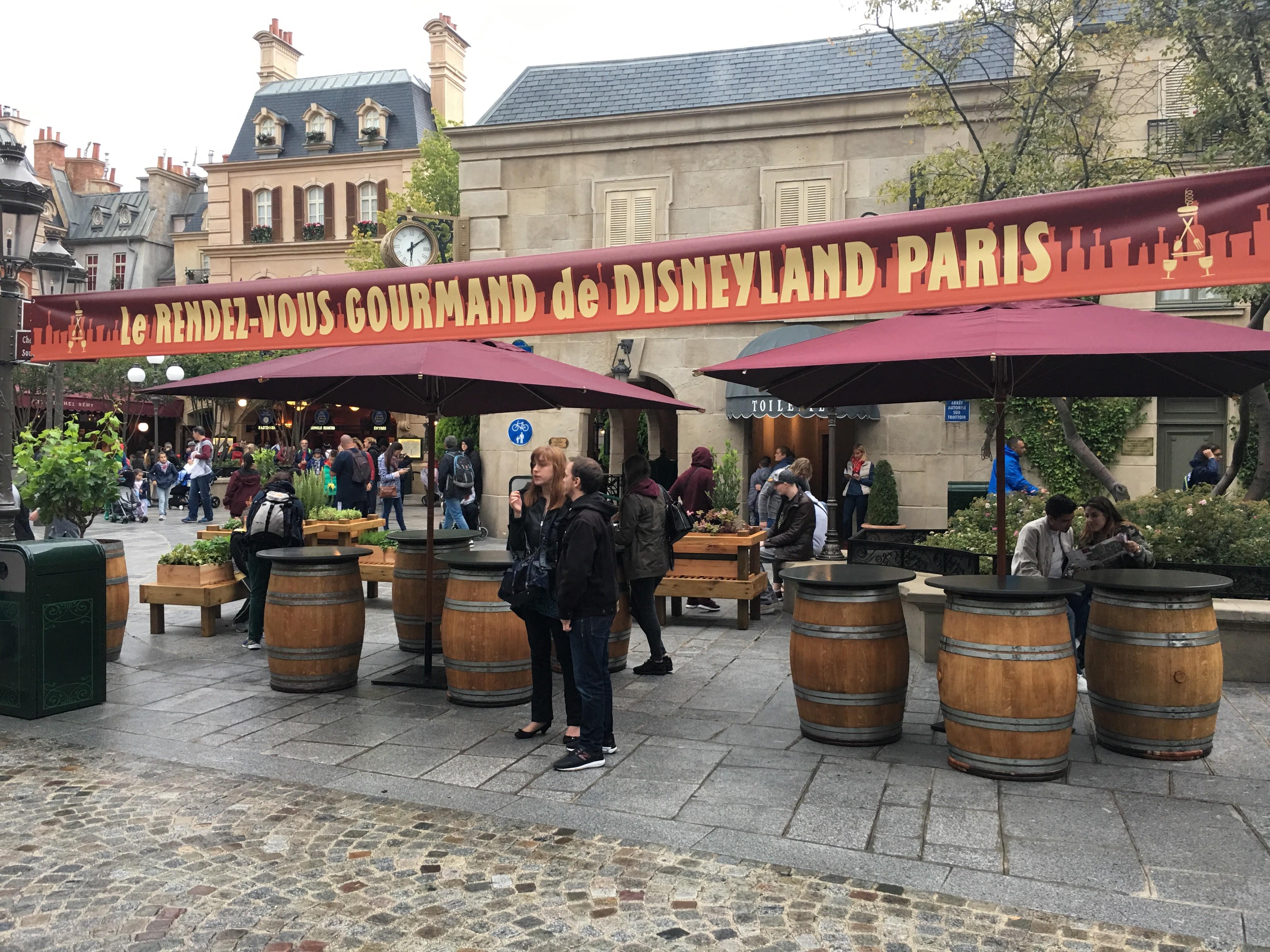 Disneyland Paris - Food Festival 2017 - chez marianne