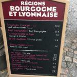 Disneyland Paris - Food Festival - Le Rendez-vous Gourmand 2017 - Bourgogne Region Lyonnaise