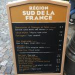 Disneyland Paris - Food Festival - Le Rendez-vous Gourmand 2017 - Sud de la France