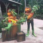 Disneyland Paris - Halloween 2017 - Cotton Creek Ranch & Frontierland