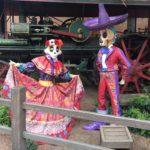 Disneyland Paris - Halloween 2017 - Dia de los Muertos - Coco