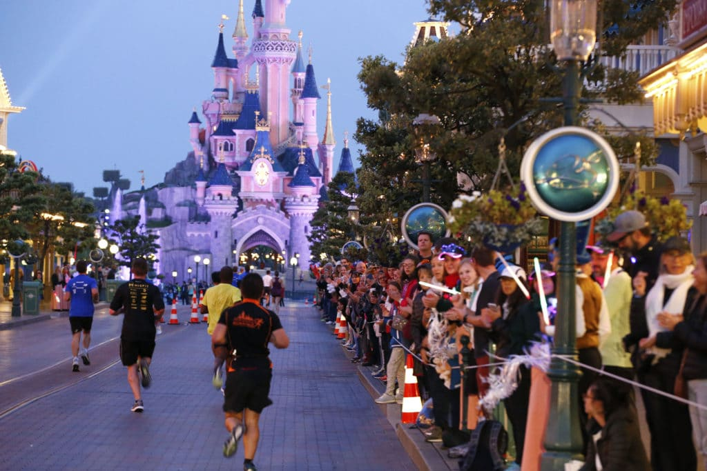 Disneyland Paris - runDisney 2017 - 21k