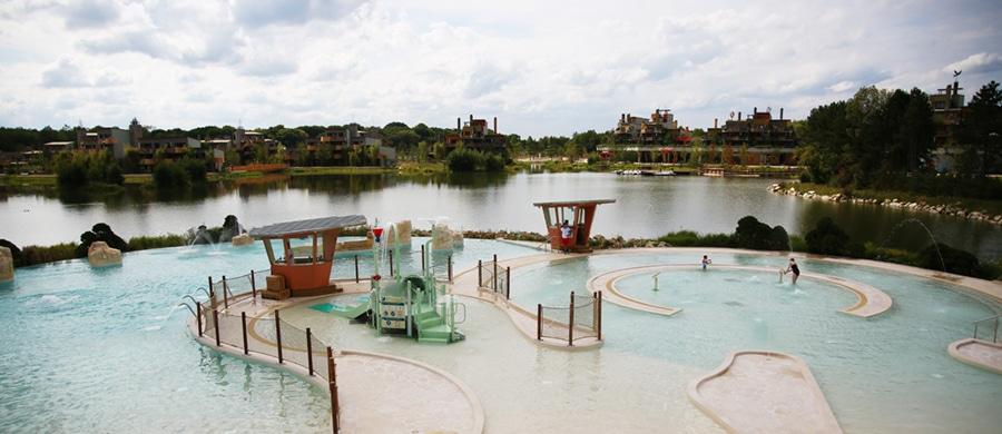 Disneyland Paris Villages Nature Aqualagon