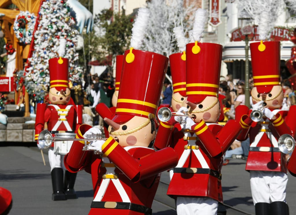 Disneyland Resort Holidays Christmas