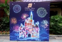 Hong Kong Disneyland - 12th Anniversary Celebration