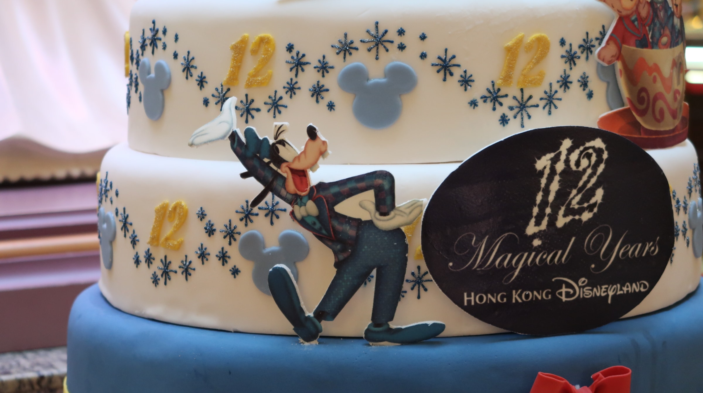Photos 12th Anniversary Celebration Hong Kong Disneyland Travel to
