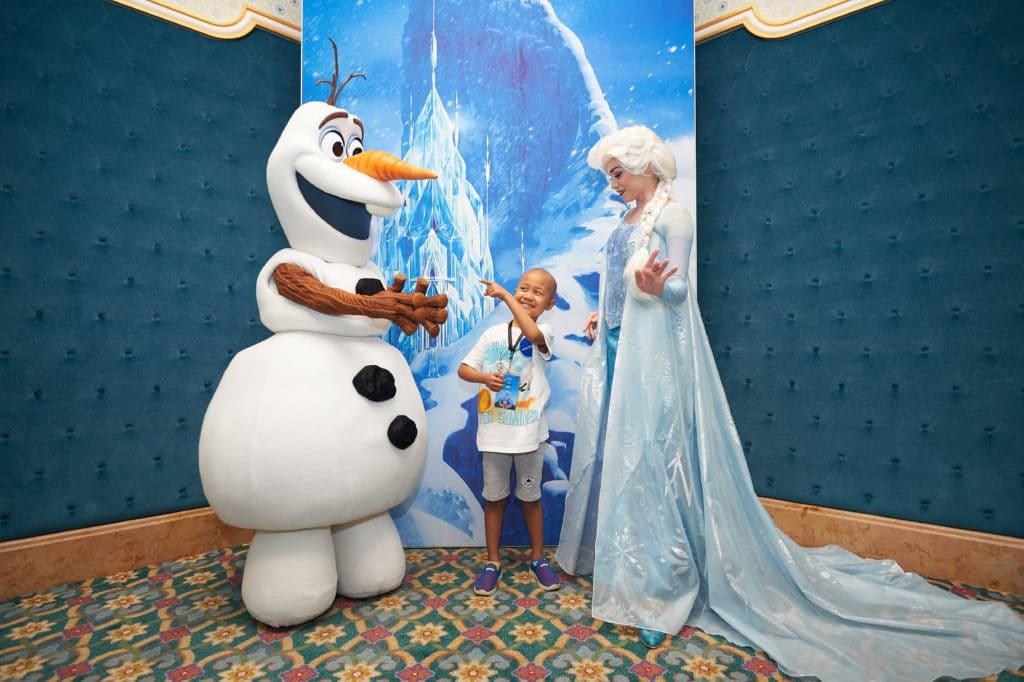 Make-A-Wish Shanghai Grants Its Very First Wish at Shanghai Disney Resort
