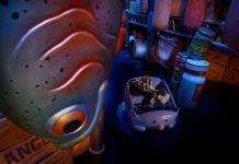 Walt Disney Studios - Ratatouille The Ride