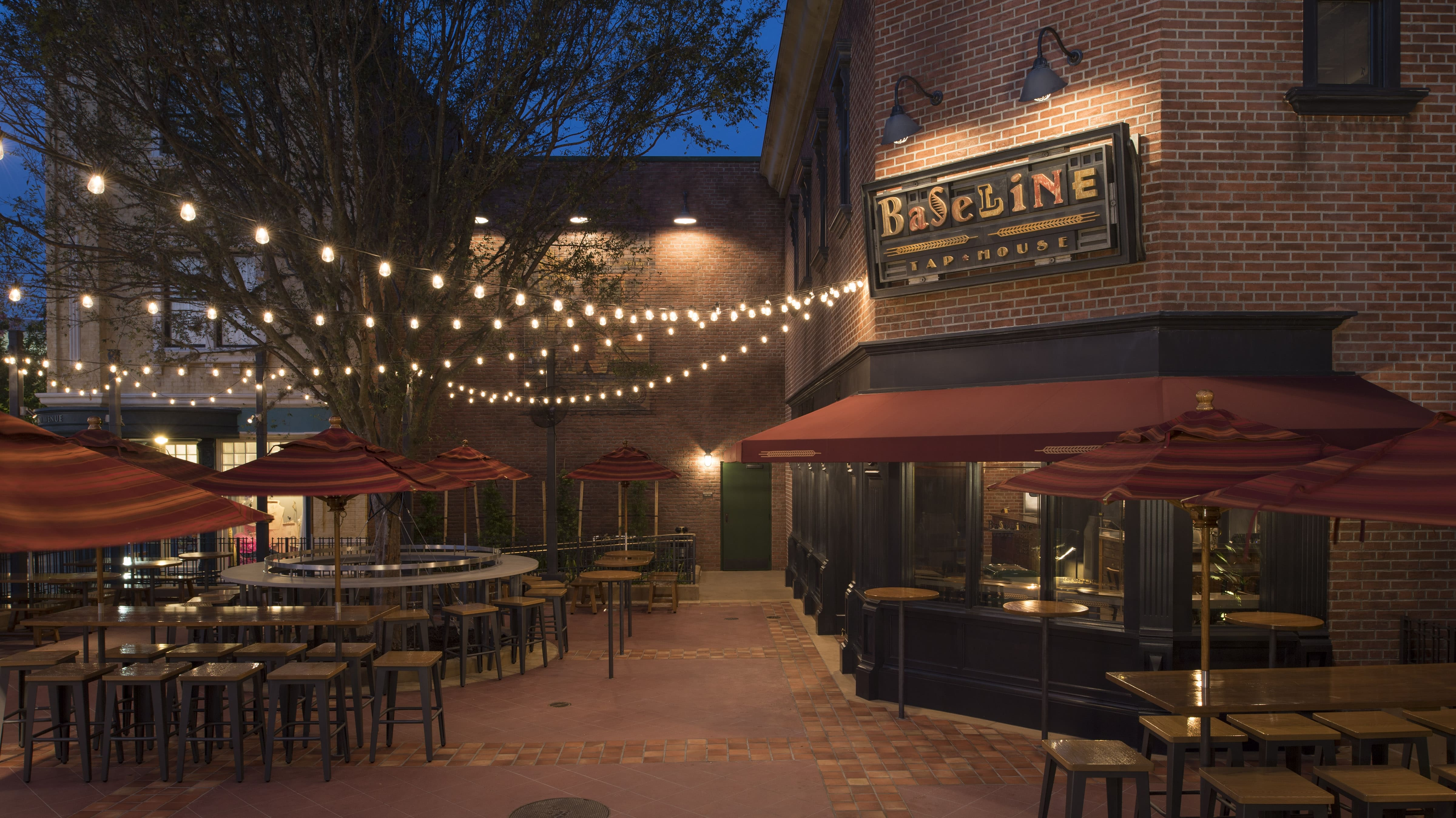 BaseLine Tap House Opens at Disneys Hollywood Studios Travel to