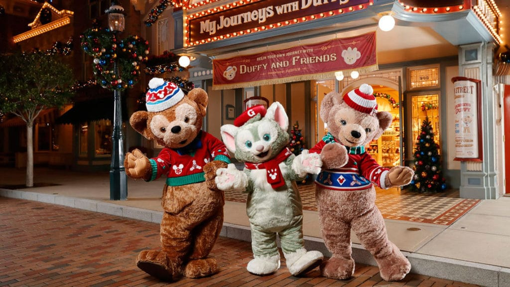 Hong Kong Disneyland - Christmas - Merchandise