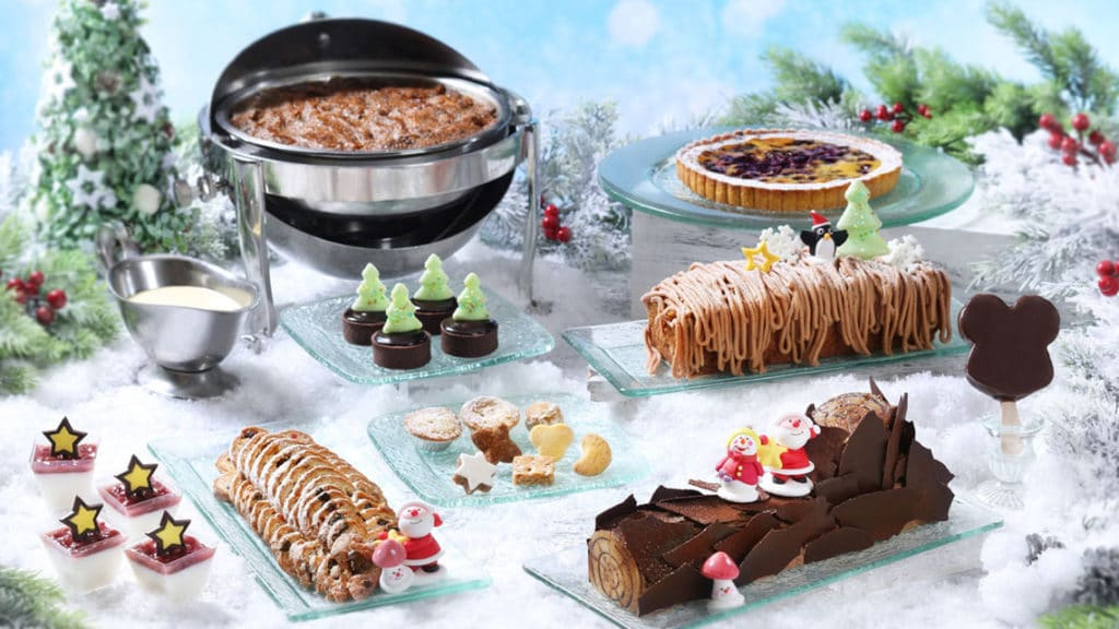 Hong Kong Disneyland - Christmas - Food