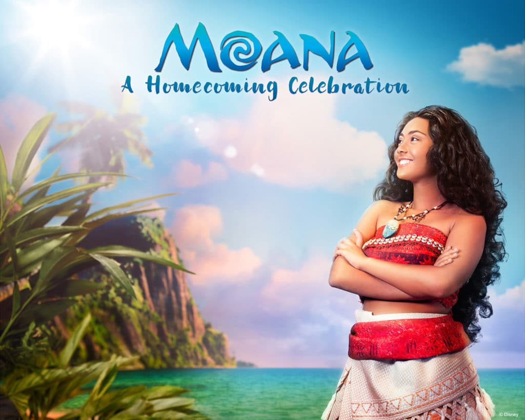 Hong Kong Disneyland - Moana: A Homecoming Celebration 2018