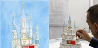 Disneyland Paris - Christmas 2017 - Advent Calendar