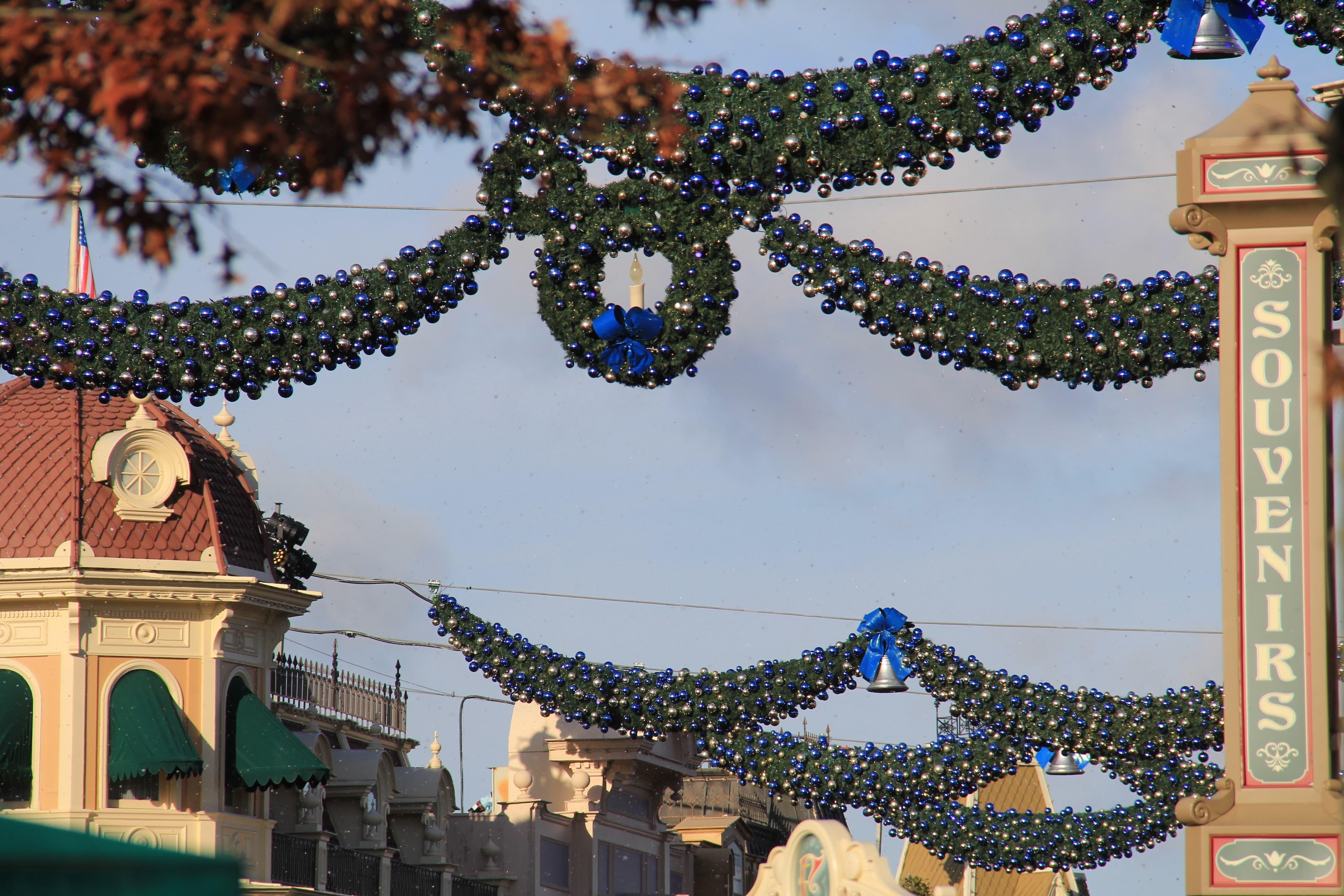 Disneyland Paris - Christmas 2017 - Decorations