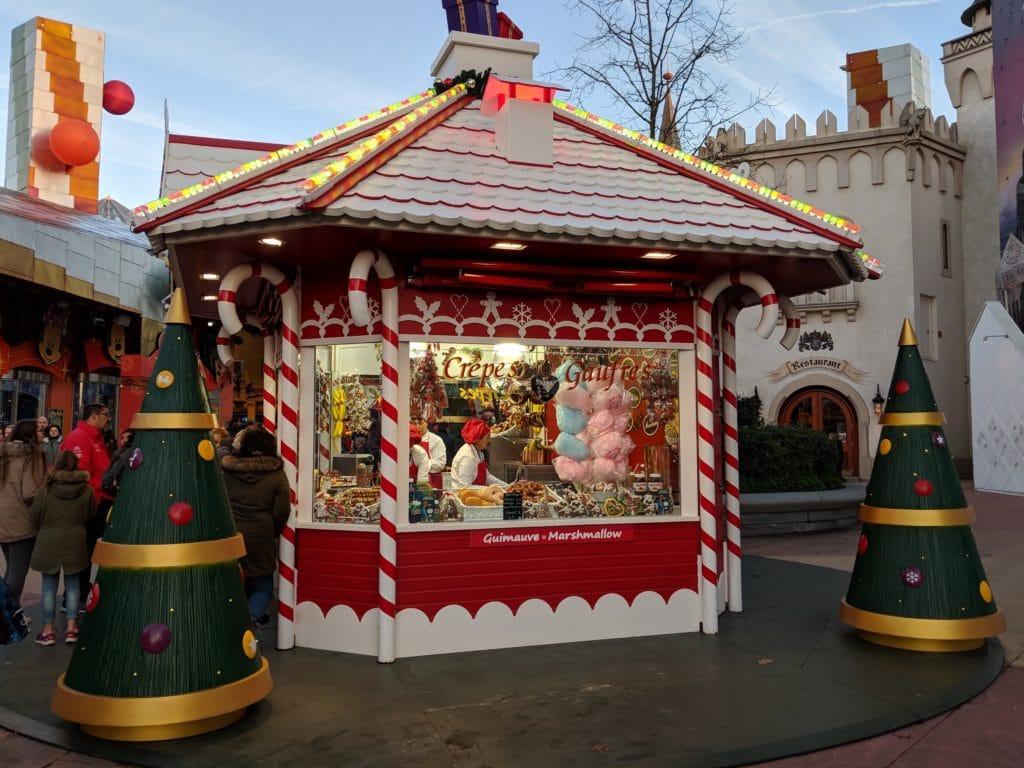 Disneyland Paris - Christmas 2017 - Disney Village