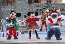Disneyland Paris - Christmas 2017 - Merry Stitchmas