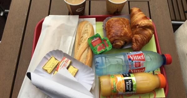 Disneyland Paris - New York Style Sandwiches - Food