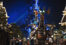 Disneyland Paris - Soiree Halloween Parade