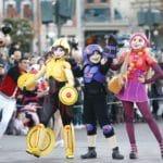 Disneyland Paris - Tuesday is a Guest Star Day - Hiro Hamada, Honey Lemon and GoGo Tomago (Big Hero 6)