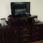Business Room - TV Dresser Fridge Unit