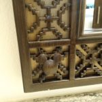 Standard Room - Mickey Detail on Mirror Frame