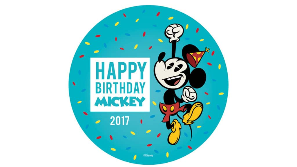 Mickey Mouse Birthday 2017