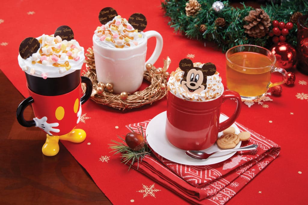christmas decorations special merchandise christmas inspired food and treats and of course your favorite disney friends read all about christmas 2017