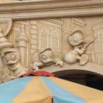 Shanghai Disneyland - Il Paperino - Donald Waffle - Mural 1