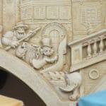 Shanghai Disneyland - Il Paperino - Donald Waffle - Mural 3