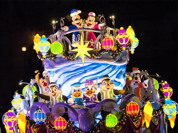 Tokyo DisneySea - Christmas 2017 - Colors of Christmas