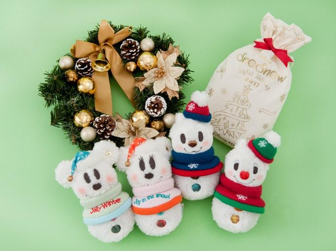 Tokyo Disneyland - Christmas 2017 - Merchandise