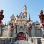 Hong Kong Disneyland - Castle Transformation Front - Mickey Kitto