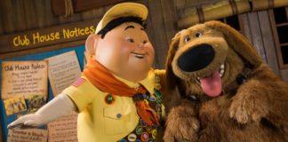 Walt Disney World - Disney Parks Blog - Dug and Russell