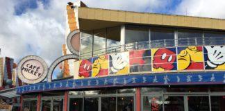 Disneyland Paris - Café Mickey