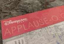 Disneyland Paris - Cast Compliment