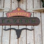 Disneyland Paris - Davy Crockett Ranch - Tavern